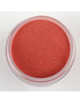 Puder kolorowy EzFlow Rainbow Candy nr 109 Raspberry Cream - ciemno czerwony 14g