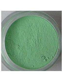 Puder kolorowy EzFlow Gemstones nr 105 Peridot - jasno zielony 14g