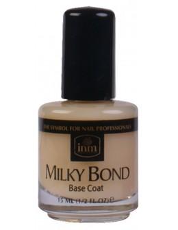 Baza pod lakier Milky Bond INM 15 ml. 1/2 oz.