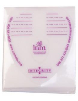 Formy do żelu INM Integrity 100 szt.