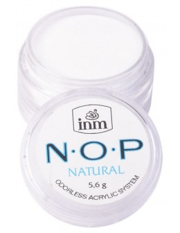 Puder Natural NOP INM 5,6 g. 1/5 oz.