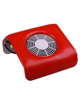 Mini pochłaniacz pyłu - czerwony