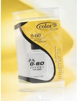 Utwardzacz Color Club 0-60 Speedy Top Coat 15ml