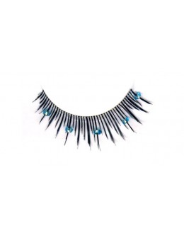 Eye Lashes Carnival no. 4890 (pair)