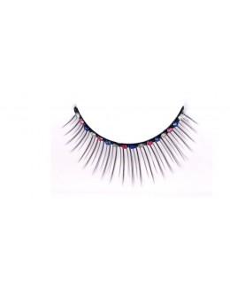 Eye Lashes Carnival no. 1194 (pair)