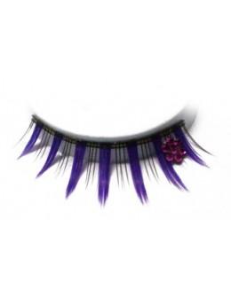 Eye Lashes Carnival no. 2424 (pair)