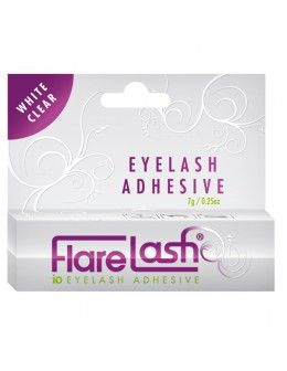 Klej do rzęs FlareLash Eyelash Adhesive 7g - White/Clear