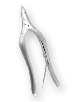 Cuticle Nipper (8mm) Lap Joint RC-7703, satin