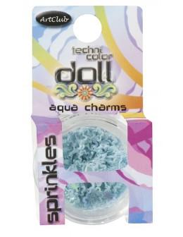 Art Club Technicolor Doll Aqua Charms