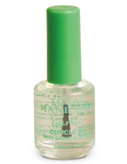 Blue Cross Total Manicure Garlic Cuticle Oil 1/2oz.