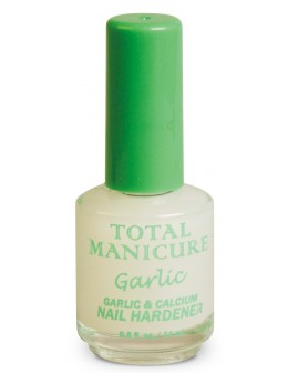 Blue Cross Total Manicure Garlic Nail Hardener 1/2oz.