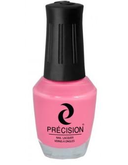 Precision Nail Lacquer 1/2oz - Flamingo Pink