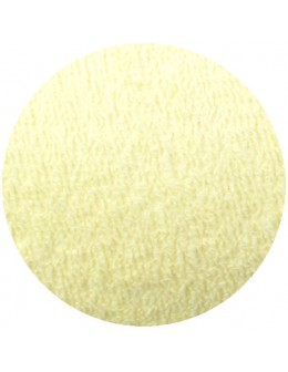 Terry armpillow cover - yellow