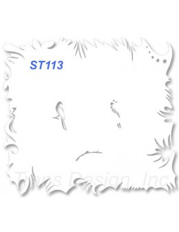 Szablon do pistoletu ST113