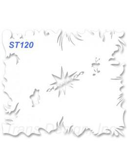 Szablon do pistoletu ST120
