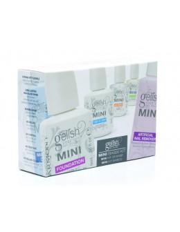 Zestaw Hand&Nail Harmony Mini BASIX Kit + żel Hand&Nail Harmony Gelish 15ml - Ivory Coast