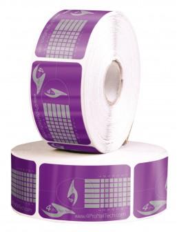 4Pro Nail Tech Nail Forms 500ct.