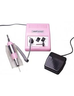 Frezarka do manicure JD500 - różowa