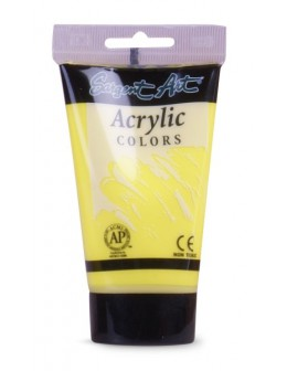 Farbka do zdobień Sargent Art Acrylic Color 75ml - Lemon Hue
