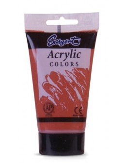 Sargent Art Acrylic Color 75ml - Burnt Sienna