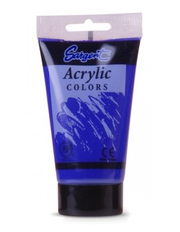 Sargent Art Acrylic Color 75ml - Dark Cobalt Violet
