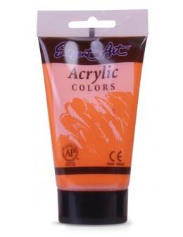 Farbka do zdobień Sargent Art Acrylic Color 75ml - Cadmium Orange