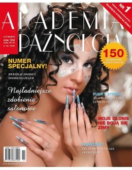 Pismo dla profesjonalistów Akademia Paznokcia nr 37 (06/2011)