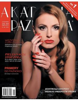 Pismo dla profesjonalistów Akademia Paznokcia nr 38 (01/2012)