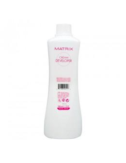 MATRIX SoColor Cream Developer 1000ml - 9%/30vol