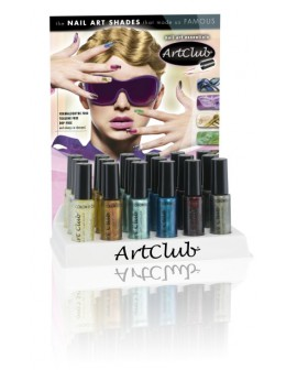 Nail Stripper Collection 18 szt. Best of Art Club I