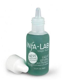 Płyn hamujący krwawienie Infa-Lab Liquid Styptic Skin Protector 15ml