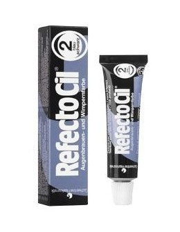 RefectoCil Eyelash and Eyebrow Tint 15ml - 2.0 Blue Black