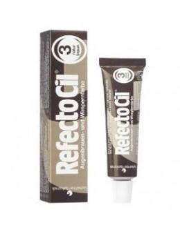 Henna RefectoCil Eyelash and Eyebrow Tint 15ml - 3.0 Brąz
