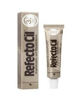 Henna RefectoCil Eyelash and Eyebrow Tint 15ml - 3.1 Jasny Brąz