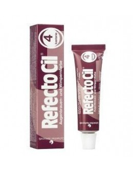 RefectoCil Eyelash and Eyebrow Tint 15ml - 4.0 Chestnut