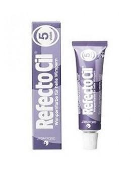 Henna RefectoCil Eyelash Tint for Fair Lashes 15ml - 5.0 Fiolet