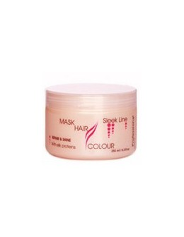 Maska do włosów STAPIZ Sleek Line Hair Mask Colour 300ml