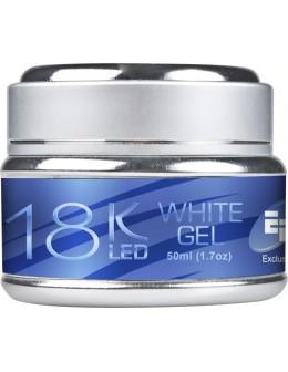 EFexclusive 18K LED Gel 50ml - White