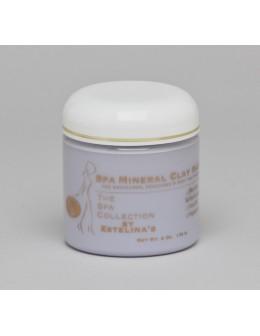 Maska Estelina's Mineral Clay Mask 170g - Lavish Lavender