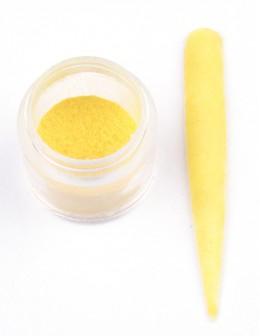 EF Velvet - yellow