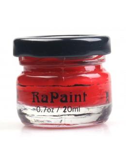 Farbka akrylowa RaNails RaPaint - R012 - Carmine