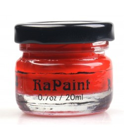Farbka akrylowa RaNails RaPaint - R017 - Cinnabar