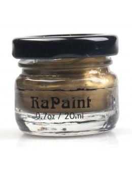 Farbka akrylowa RaNails RaPaint - R033 - Metalic Brown