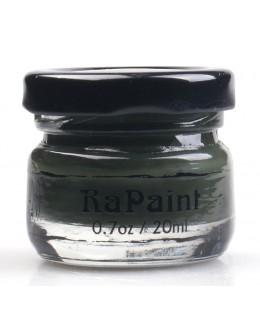 Farbka akrylowa RaNails RaPaint - R018 - Olive Green