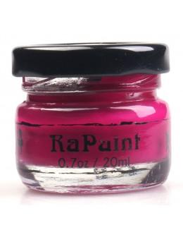 Farbka akrylowa RaNails RaPaint - R015 - Claret Violet