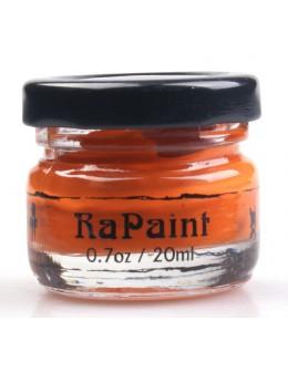 Farbka akrylowa RaNails RaPaint - R004 - Orange