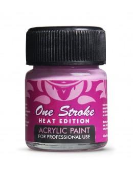 Farbka akrylowa zmieniająca kolor One Stroke Heat Edition 15ml - nr 220