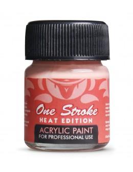 Farbka akrylowa zmieniająca kolor One Stroke Heat Edition 15ml - nr 225