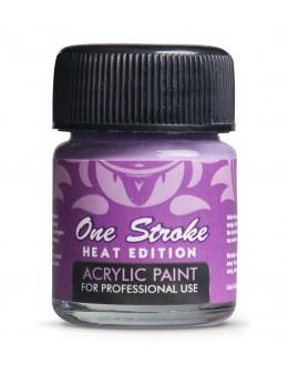 Farbka akrylowa zmieniająca kolor One Stroke Heat Edition 15ml - nr 230