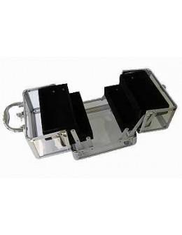 Aluminium beauty case B341